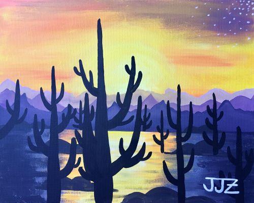 'Twilight Cactus'