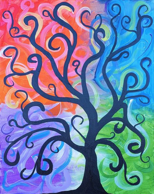 Colorful Tree KB