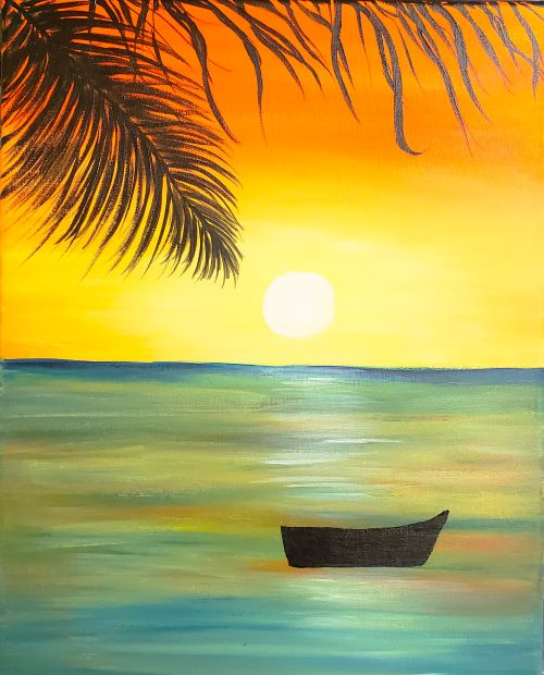 Live Online - Tropical Oasis
