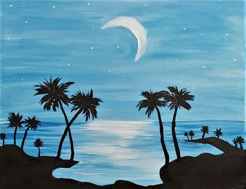 Live Online - Midnight Island