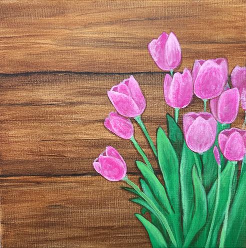 ''Tulip Bunch