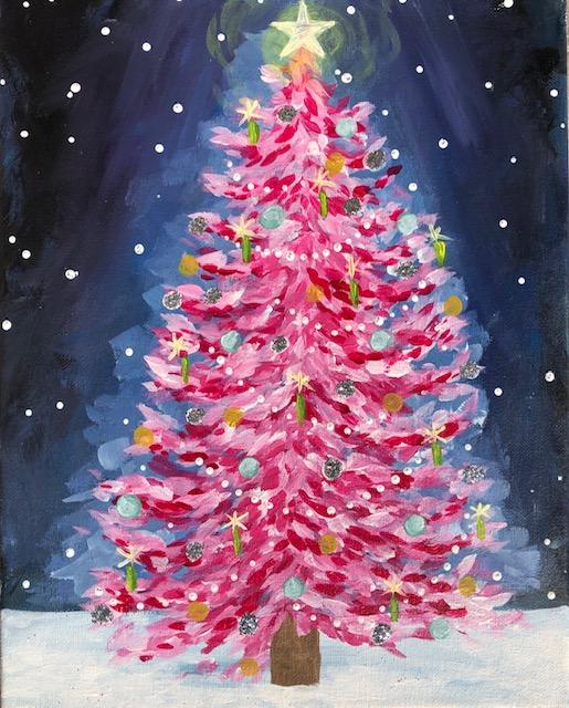 'Pink Tree'