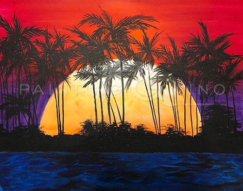 'Tequila Sunset'