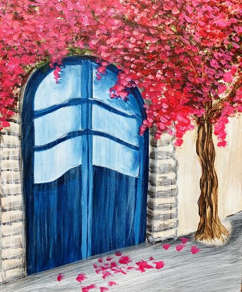 'Blue Door'