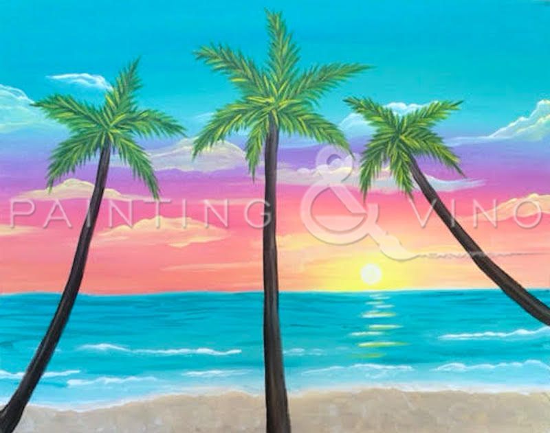'Island Oasis'