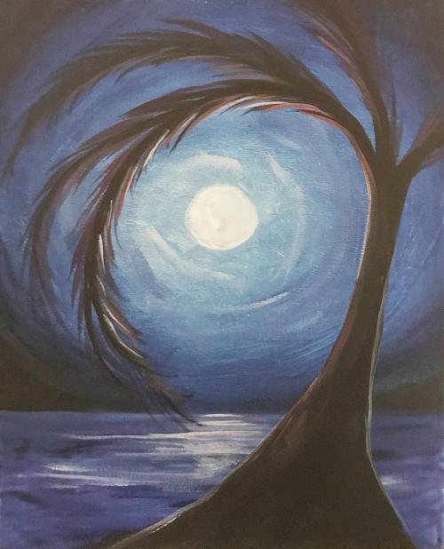 'Ocean Moon'