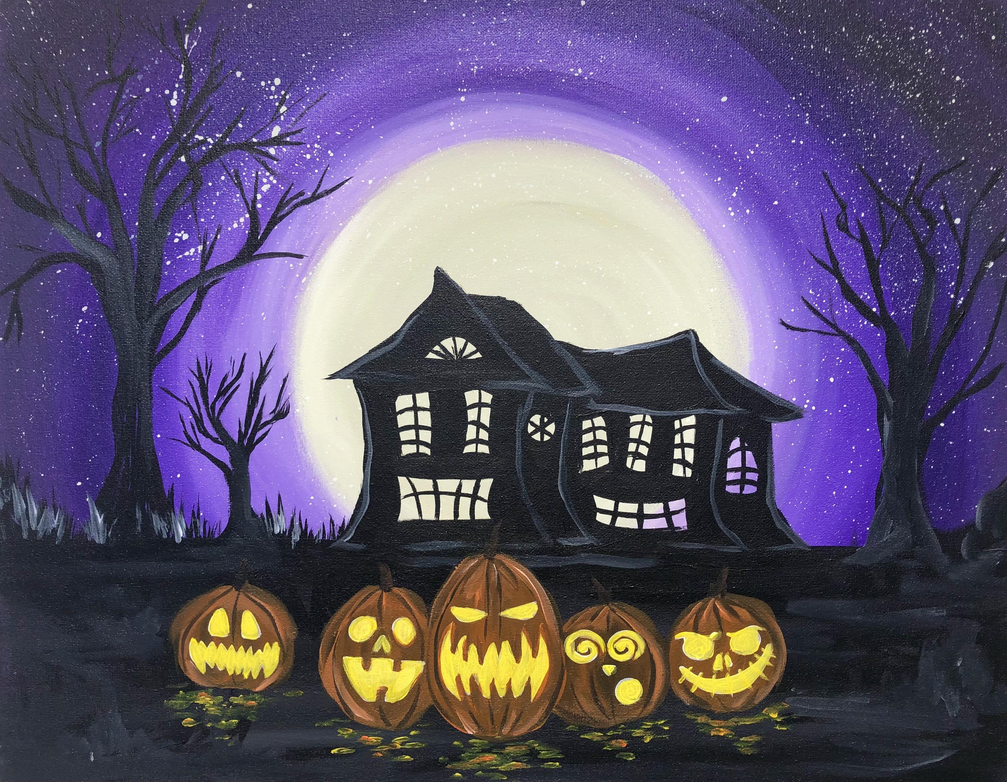 'Haunted House'