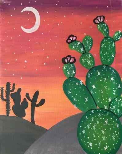 'Cosmic Cactus'