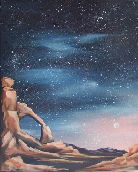 'Star Light Sky' -REPLAY