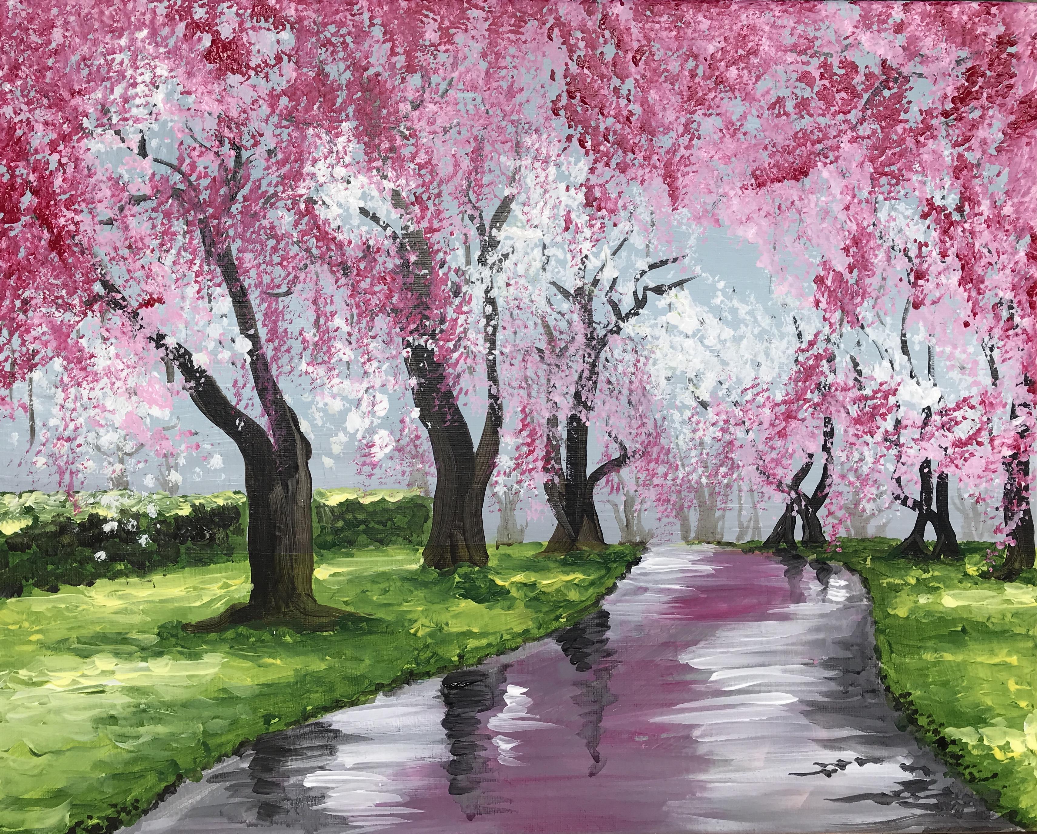 'Cherry Tree Lane'