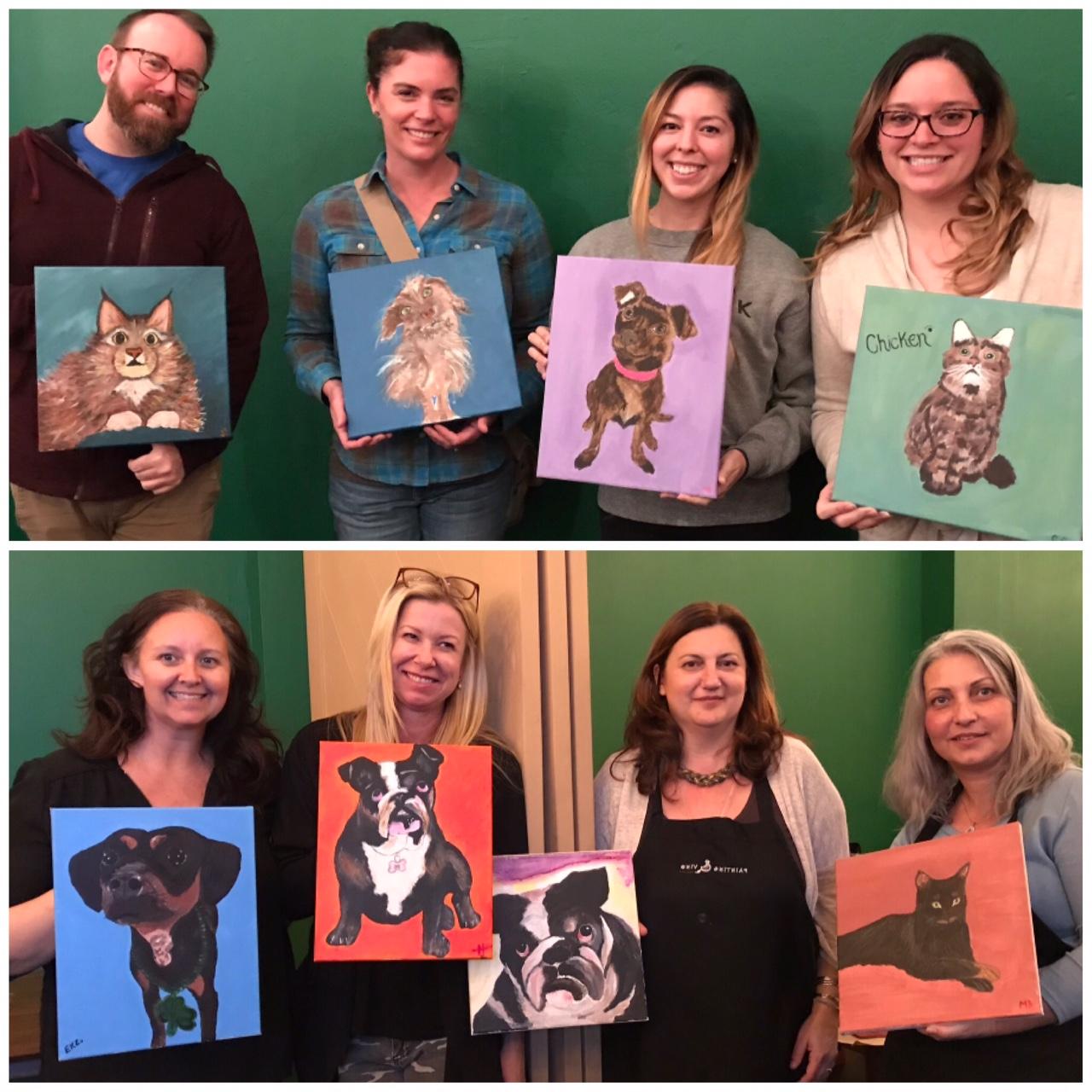 Paint Your Pet (Special Event)