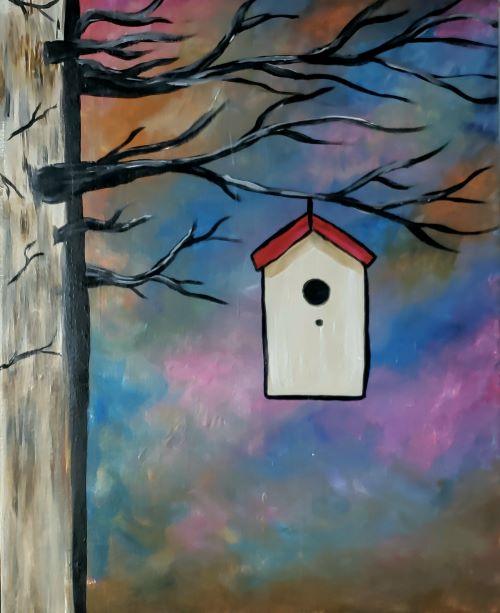 Live Online - Birdhouse
