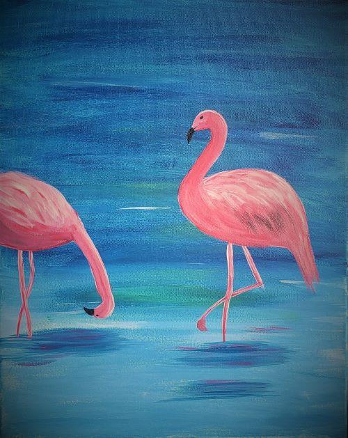 Happy Flamingos - Replay
