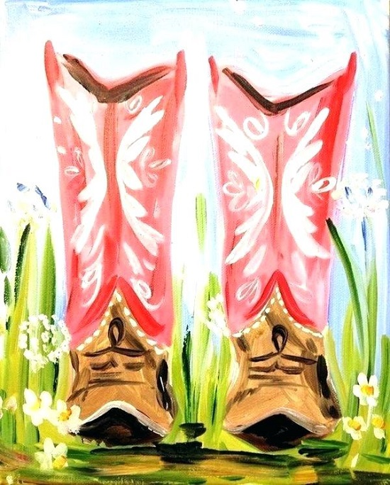 'Boots Made for Walkin'