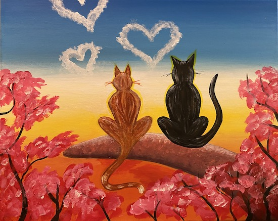 Cats in Love - Live Online Event