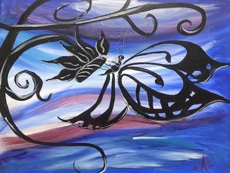 'Beautiful Butterfly'