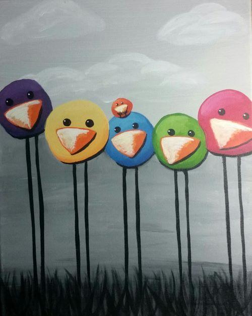 Silly Birds
