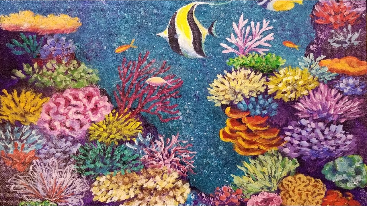 Create Your Own Coral Reef