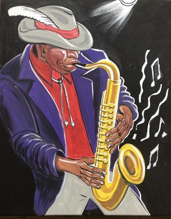 'Jazzman'
