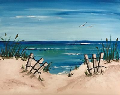 'Ocean Breeze'
