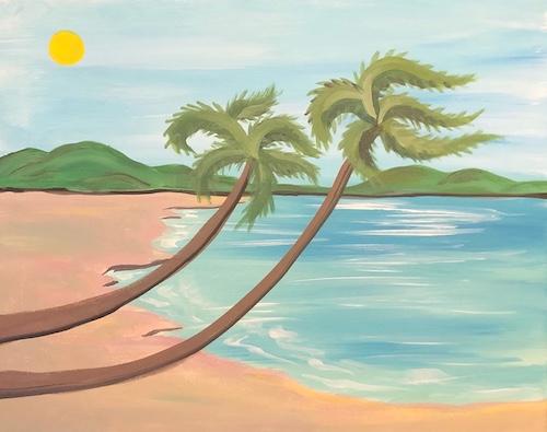 'Windy Beach' - Live Online Event
