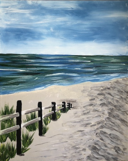 'Beach Access' - REPLAY