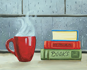 'Rainy Day Reading'