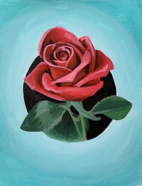'Rose Pop Up'