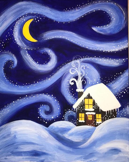 'Snowy Dreams'