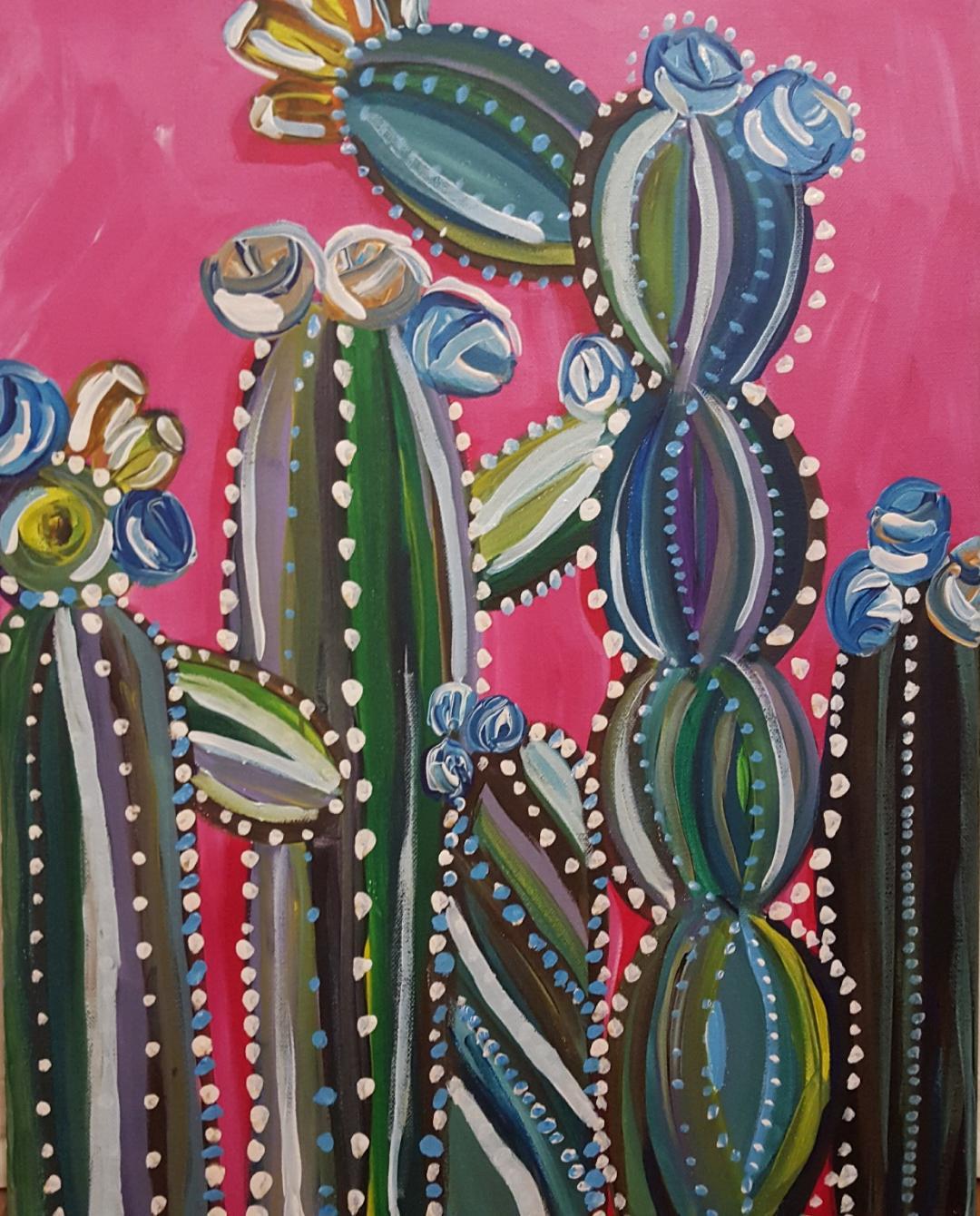 'Chic Cactus'
