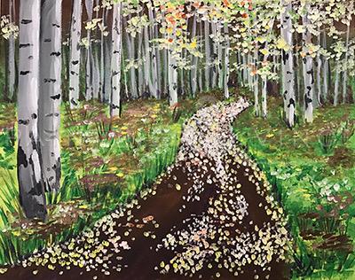'Aspen Path'