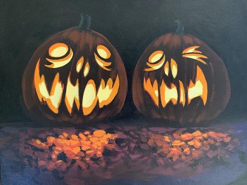 'Spooky Jacks' -Live Online Event