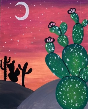 Live Online Event 'Prickly Pear'