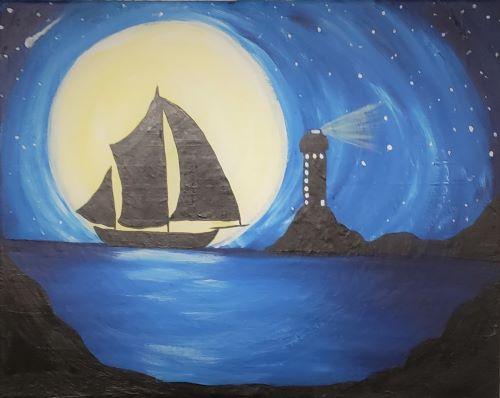 Moonlight Sail - KB