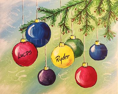 Ornaments& Initials