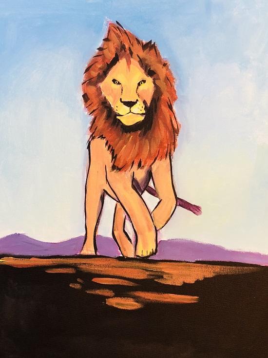 'Lio the Lion'