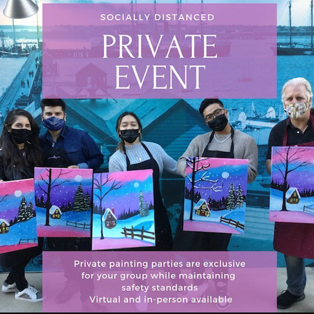 Online Private Event