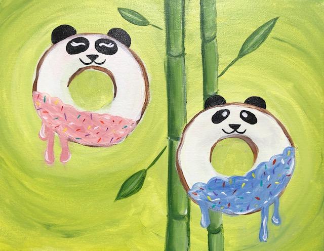 'Panda Donuts'