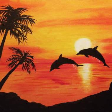 'Jumping Dolphins'
