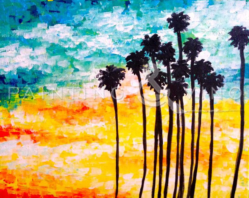 'California Sunset'