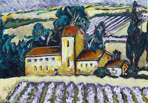 'Tuscan Village'