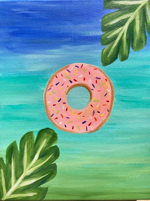Special Event 'A Donut's Day Off'