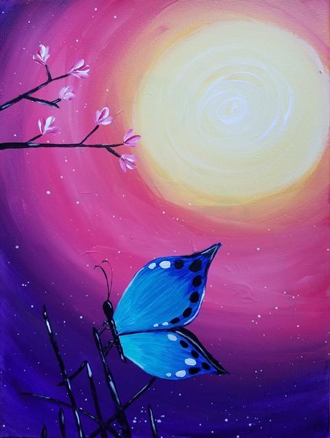 'Butterfly Zen' - Live Online Event