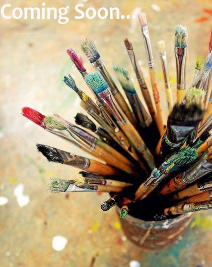 Painting event at Carmichael Park