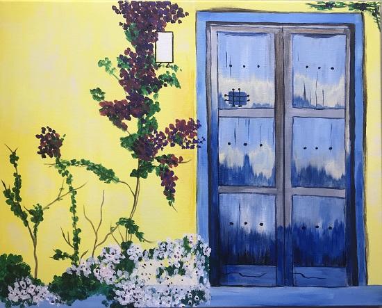 'San Miguel Door'