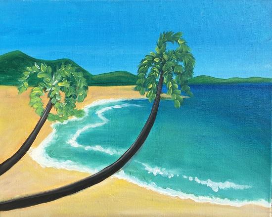 'Windy Beach'