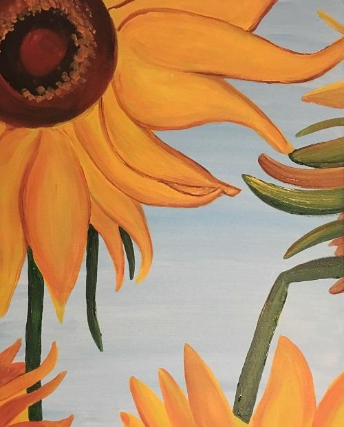 Van Gogh's 'Sunflowers' - Live Online Event