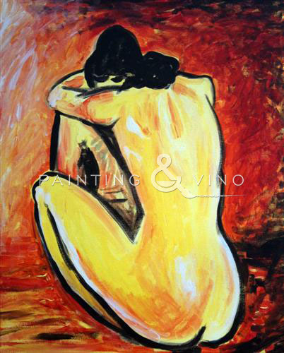 Picasso Nude Back