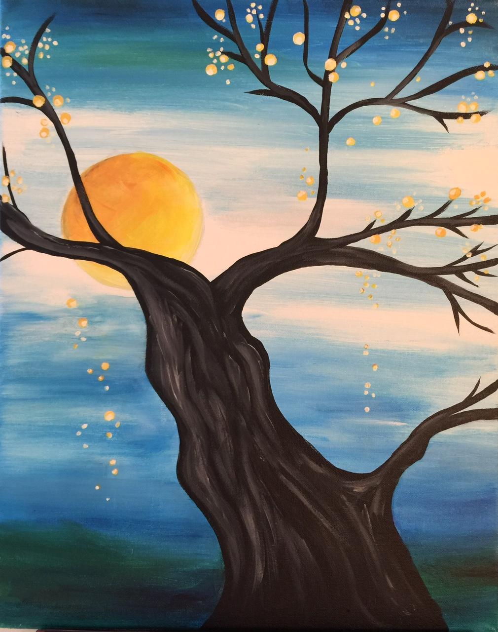 'Moonlight Tree'