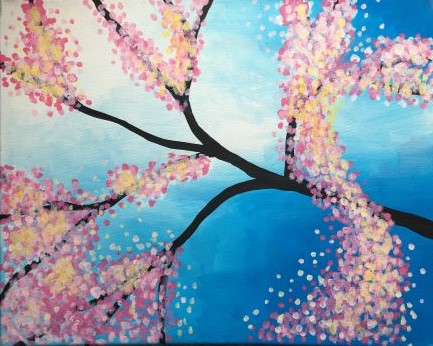 'Cherry Branches'